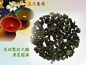 屬於阿里山56km的茶...:茶粒藝術照.jpg