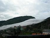 56的美景:雲瀑