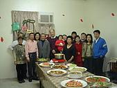2006年聖誕節公司聚餐:大家庭的合影