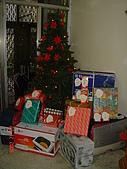 2006年聖誕節公司聚餐:聖誕樹及禮物