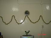 2006年聖誕節公司聚餐:所有的佈置出於James之手