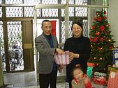 2006年聖誕節公司聚餐:執行長第一個抽獎