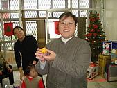 2006年聖誕節公司聚餐:金梅抽到除濕機..大家真羨慕