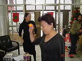 2006年聖誕節公司聚餐:陳阿姨心中:::希望是大獎