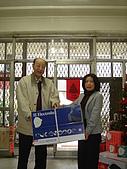 2006年聖誕節公司聚餐:頭獎.....