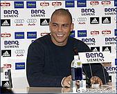 皇家馬德里足球隊官方唯一指定用水:羅納度