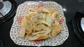I cook:秀針菇炒黑輪