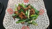 I cook:蒜炒鹹豬肉