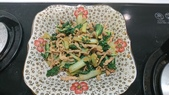 I cook:青江菜炒肉絲