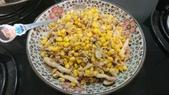 I cook:菇菇玉米炒肉末