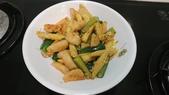 I cook:蒜香花枝丸小黃瓜