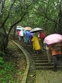 大崙頭尾山健走(下大雨):P9100179