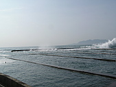 龍洞南口(濱海92K 大浪來襲):P7140034