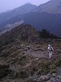 合歡北峰、西峰:P3310024