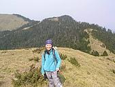 合歡北峰、西峰:P3310125
