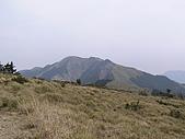 合歡北峰、西峰:P3310240