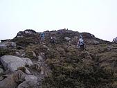 合歡北峰、西峰:P3310029