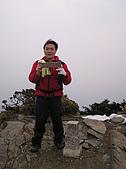 合歡北峰、西峰:P3310055