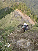 合歡北峰、西峰:P3310099