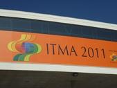 2011年巴塞隆納ITMA紡織機械展參訪團合照:2011ITMA巴塞隆納03.jpg