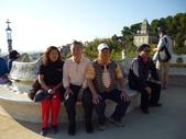 2011年巴塞隆納ITMA紡織機械展參訪團合照:巴塞隆納奎爾公園023.jpg