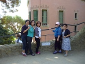 2011年巴塞隆納ITMA紡織機械展參訪團合照:巴塞隆納奎爾公園025.jpg