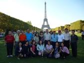 2011年巴塞隆納ITMA紡織機械展參訪團合照:巴黎003.jpg