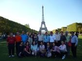 2011年巴塞隆納ITMA紡織機械展參訪團合照:巴黎004.jpg