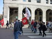 米蘭的漫步掠影:米蘭51勞工節示威023.JPG