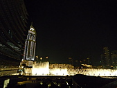 2010杜拜土耳其奢華之旅_5_亞曼尼旅館餐廳及水舞:亞曼尼旅館水舞夜景003.JPG