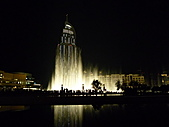 2010杜拜土耳其奢華之旅_5_亞曼尼旅館餐廳及水舞:亞曼尼旅館水舞夜景005.JPG