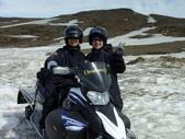 建國百年北歐遊合照_2:朗格冰川摩托車020.JPG