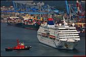大船入港:2014/09/03_SuperStar Aquarius_寶瓶星@基隆港進港