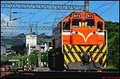 貨物列車:2019/08/03_7555次_R172@四腳亭站調車