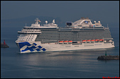 大船入港2019:2019/04/23_Majestic Princess_盛世公主@基隆港進港a