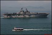 船堅礮利:USS Makin Island (LHD-8)_馬金島號兩棲突擊艦@維多利亞港抵埠b.jpg