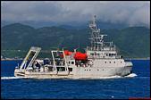 大船入港2019:2019/08/23_RV New Ocean Researcher2_新海研2號@基隆港海試出港c