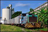 貨物列車:2019/05/12_Schoma調車機+亞泥粉車@花蓮港臨港線a