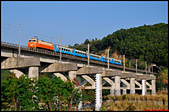親愛的鐵道:2019/12/28_6715次_福井食堂20週年專列@大甲溪橋