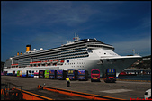 大船入港:2013/06/27_Costa Atlantica_歌詩達大西洋@基隆港進港v