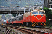 親愛的鐵道:2019/12/13_6006次@基隆站接近a