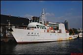 大船入港:2013/10/15_RV Ocean Researcher III_海研三號@高雄駁二P2倉庫前