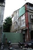 20080426再訪老台北:165圓環飯團-又一棟老屋消失了.jpg