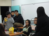 2014.12.05 校慶園遊會前置作業準備中: