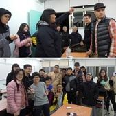 2014.12.05 校慶園遊會前置作業準備中:相簿封面