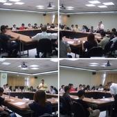 2011.08.18 第一屆教師聯席與新生入學座談會:相簿封面