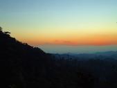 美麗 多層次的夕陽 新社 菇神餐廳:新社 菇神