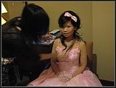 96/03/24_啾奇文定:第一個妝髮完成囉!