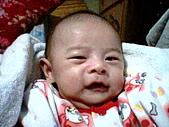 可愛寶貝:2個月大006