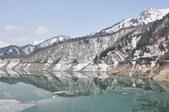 黑部立山旅景:黑部湖